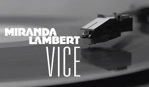 Bathroom Sink Miranda Lambert Writers by Song Review U2013 Miranda Lambert U0027s U201cvice U201d Saving Country Music