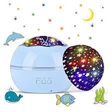 tyhbelle led projektor le sternenhimmel baby nachtlicht 2