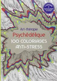 Art Therapie Coloriage Anti Stress N 1 Th Rapi 8802