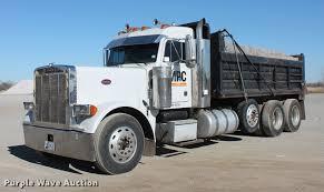 100 Peterbilt Dump Truck For Sale 2000 379 Dump Truck Item DB5049 SOLD December