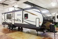New 2018 32RKTS Rear Kitchen Travel Trailer With Bedroom Slide Camper For Sale