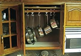 creative ideas organize pots pans storage organizing and in