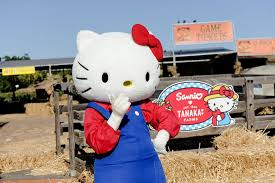 Irvine Pumpkin Patch Tanaka by There U0027s Now A Hello Kitty Pumpkin Patch In California And It U0027s As