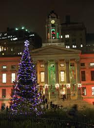 Wyckoff Christmas Tree Farm by Brooklyn In December Annual Calendar