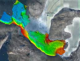 Sea Floor Spreading Animation Download by Nasa U0027s Omg Mission Maps Sea Floor Depth Off Greenland U0027s Coast Nasa