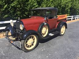 """1929 Ford Model """"A"""" Roadster Pickup Truck $28,900 