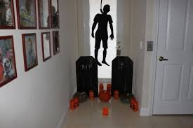Halloween Cubicle Decoration Ideas by Scary Halloween Decorations Ideas Homemade Scary Halloween Cubicle