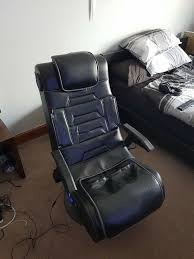 X Rocker Gaming Chair With Wireless Speaker Compatible With Any TV With An  Audio Jack! Offers | In Coatbridge, North Lanarkshire | Gumtree Pyramat Wireless Gaming Chair Home Fniture Design Game Bluetooth Singular X Rocker 51259 Pro H3 41 Audio Chair Infiniti 21 Series Ii Bckplatinum Aftburner Pedestal New 2018 Xrocker Se Sound Fox 5171401 Cxr1 Ackblue Office Chairs Xrocker Spider With