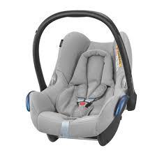 siege bébé confort bébé confort siège auto cosi cabriofix gr 0 nomad grey