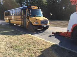 100 Tow Truck Richmond Va 2 School Buses Involved In Crash At Fort Lee 7 Students Sent To