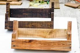 Wood Shelves Diy by 13 Budget Friendly Diy Pallet Shelves And Racks Shelterness