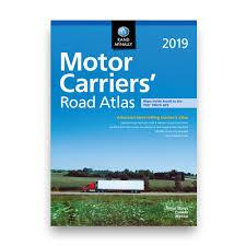 100 Rand Mcnally Truck Gps McNally Motor Carriers Atlas 2019 Motor Carriers Atlas