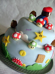gateau pate a sucre mario home baking for you photo