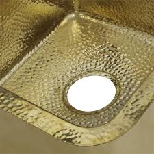 Undermount Bar Sink Oil Rubbed Bronze by Sqrb 7 16 625 Inch Hammered Brass Square Undermount Bar Sink