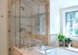 shower stunning fiberglass shower units corner shower units