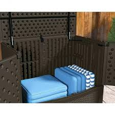 Rubbermaid Patio Storage Bench by Storage Bins Laundry Room Storage Bins Upright Containers