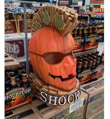 Shock Top Pumpkin Wheat by Trending Pop In Store Edition 14 Point Of Purchase