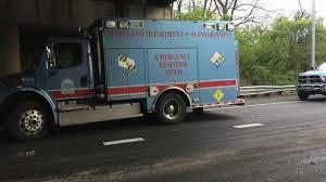 100 Propane Truck Tractor Trailer Propane Truck Collide Causing Leak