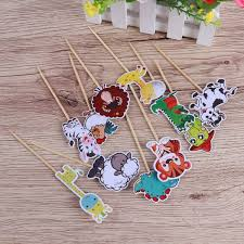 Kids Puzzle Zoo Animal Wooden Jigsaw Puzzle Toy Children Kids Baby