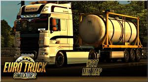 """Euro Truck Simulator 2 – #227 """"Mix Map"""" 