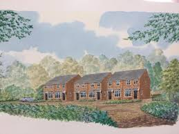 Thumbnail Property For Sale In The Siding Clowne Chesterfield Derbyshire New Build