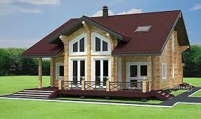 maison bois lamelle colle maison en bois lamellé collé projet ouest russe 177 m