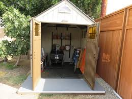 Suncast 7 X 7 Alpine Shed by Suncast Alpine 7 Ft 2 In X 7 Ft 6 In Resin Storage Shed