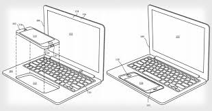 Apple Patent Shows an iPhone Turning Into a MacBook