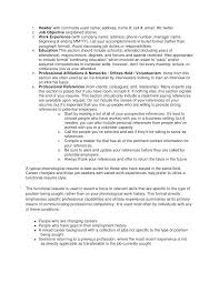 Examples Of Resumes For College Students With No Experience Really