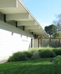 100 Eichler Palo Alto Former Sales Offices Side View CA