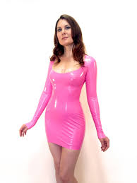 long sleeve mini dress u2013 jane doe latex