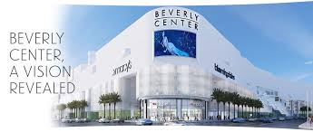 beverly center premier shopping mall in los angeles beverly center