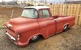 Tub'd Snub Nose: 1956 Chevrolet Cameo Custom 1957 Chevrolet Cameo For Sale 75603 Mcg 1955 Chevy A Appearance Hot Rod Network 1956 Pickup Amazing Frameoff American Dream 195558 The Worlds First Sport Truck 1958 Stock Photo 20937775 Alamy Gateway Classic Cars 1656lou Forgotten Truckin Magazine Sale Classiccarscom Cc794320 Tubd Snub Nose Custom 43116