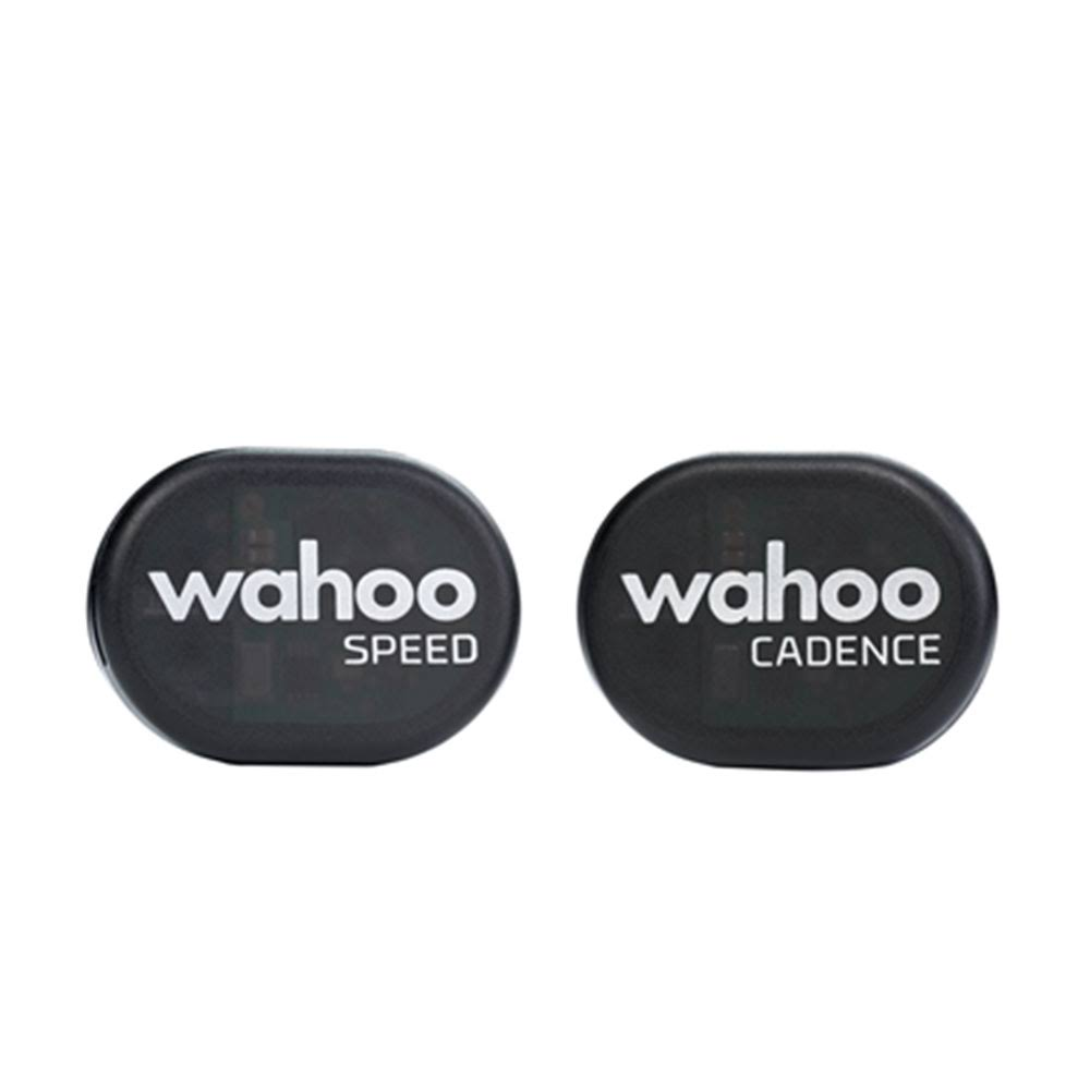 Wahoo RPM Speed and Cadence Sensor - for iPhone, Android and Bike Computers