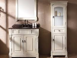 Tall Narrow Linen Cabinet With Doors by Vanities For Small Bathrooms Wall Mounted Bathroom Cabinet Tall