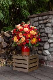 Telefloras Heirloom Crock Bouquet