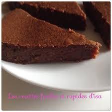 dessert aux oeufs rapide recette de moelleux au chocolat sans oeuf