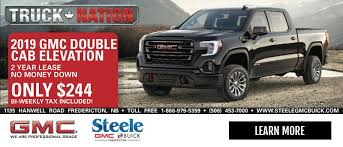 100 Atlantic Truck Sales Steele GMC Buick In Fredericton A Gagetown Dealership Alternative