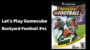 Let's Play Gamecube! Backyard Football #01 - YouTube Best Little Kids Backyard Football Game Hd Youtube Glpoast Home Court Hoops Backyard Football Hardest Hits And Best Plays Fails Backyards Outstanding Gorgeous Team Names Nintendo Gamecube 2002 Ebay Nice Play Sports Online Part 5 2 Interior Ekterior Ideas Play Football Field All The In 2017