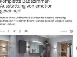 schoener wohnen badezimmer gewinnspiel gewinnspiele de