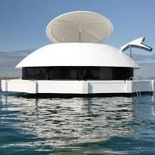 100 Water Discus Hotel Dubai Eco Friendly Floating Capsule Anthenea