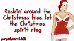 Kim Wilde Rockin Around The Christmas Tree by Rockin Around The Christmas Tree Cover Part 18 Rockin Around