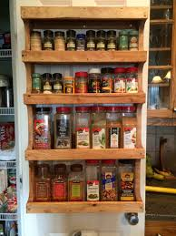 More Exciting Ideas Spice Rack For Pantry Door — Quickinfoway
