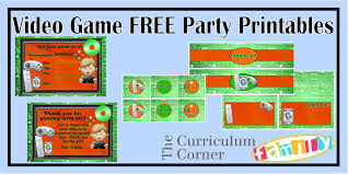 Freebie Video Game Party Printables - Great For A Video Game Truck ... Video Game Party Invitations Gangcraftnet Invitation On K1069 The Polka Dot Press Monster Truck Birthday Ideas All Wording For Save Gamers Fun Birthdays Planning A 13yr Old Boys Todays Pitfire Pizza Make One Amazing Discount Unique Dump Festooning And Printable Orderecigsjuiceinfo Star Wars Signs New Designs Invitations Fancy Football