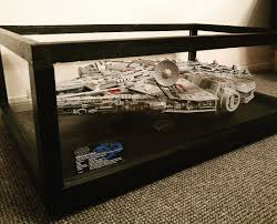 75192 UCS Millennium Falcon Display Ideas Stands Supports
