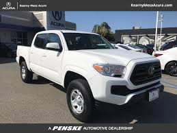 100 Used Toyota Tacoma Trucks For Sale PreOwned 2018 SR5 Double Cab 5 Bed V6 4x4 Automatic