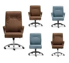 bureau en cuir poltrona frau forum fauteuil bureau cuir frau color system mohd