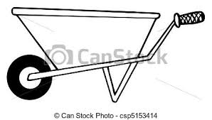 Wheel barrow Clipart and Stock Illustrations 1 412 Wheel barrow vector EPS illustrations and drawings available to search from thousands of royalty free