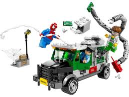 LEGO Super Heroes 76015: Doc Ock Truck Heist: Amazon.co.uk: Toys ... 12 Scale Marvel Legends Shield Truck Vehicle Spiderman Lego Duplo Spiderman Spidertruck Adventure 10608 Ebay Disney Pixar Cars 2 Mack Tow Mater Lightning Mcqueen Best Tyco Monster Jam For Sale In Dekalb County Popsicle Ice Cream Decal Sticker 18 X 20 Amazoncom Hot Wheels Rev Tredz Max D Coloring Page For Kids Transportation Pages Marvels The Amazing Newsletter Learn Color Children With On Small Cars Liked Youtube Colours To Colors Spider Toysrus