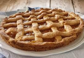 mürbeteigkuchen mit marmelade